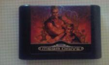 Video Gioco Retro Sega Game Mega Drive PAL No Box Cartridge Two Crude Dudes
