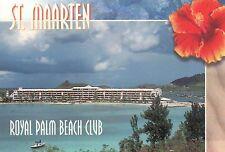 Royal Palm Beach Club, Simpson Bay, Sint Maarten, Saint Martin Lagoon - Postcard