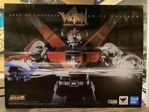 Bandai 574664 GX-71 Soul of Chogokin Beast King GoLion Voltron Brand New US
