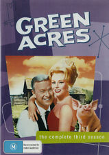 GREEN ACRES Complete Season 3 *New & SEALED* ALL Regions (Plays on any Player)