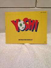 notice Yoshi  ( Nintendo NES )