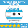 PACKARD BELL Win 10 8 8.1 7 Vista XP System Recovery Boot CD USB Repair Restore