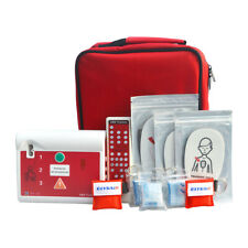 Defibrillator Simulator AED Training Machine first Aid CPR English And Spanish