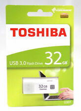 32GB TOSHIBA MEMORIA USB 3.0 32 GB PEN DRIVE THN-U301W0320A4 PEN DRIVE ORIGINAL