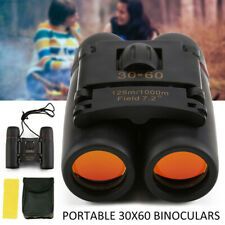 Day Night Vision HD 30 x 60 Zoom Travel Camping Binoculars Telescope+Case Cover