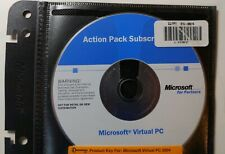 Microsoft Virtual PC 2004 & Licence Key Partners Disc for Internal Business Use