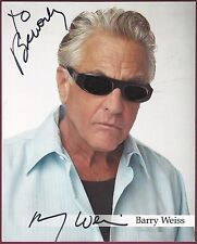 "Barry Weiss, ""Storage Wars"" Star, Signed & Inscribed 8"" x 10"" Photo, COA"
