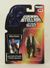Star Wars POTF2 Han Solo Euro Card