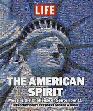 LIFE, The American Spirit, Meeting the Challenge of September 11,HC 2002 9/11