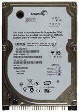 Notebook Festplatte IDE 40GB Seagate LD25.1 ST9402115A ID14266