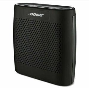 NEW Bose SoundLink Color Bluetooth Speaker - BLACK 781273-0010