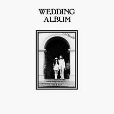John Lennon Yoko Ono Wedding Album WHITE Vinyl Ltd LP Box Set & free cd of same