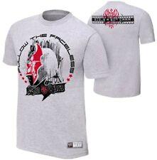 WWE Sin Cara Follow The Faceless t-Shirt Mens 38  40 Medium Graphic Tee 2011 NW