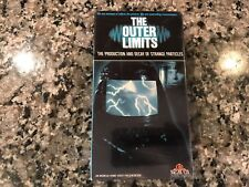 The Outer Limits New Sealed Vhs! 1964 Episode! The Twilight Zone Night Gallery