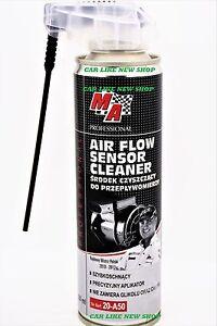 MA Air Sensor Clean Mass Air Flow Meter Cleaner HIGH QUALITY 250 mL