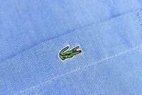 Lacoste Long Sleeve Classic Shirt Size XL / UK42