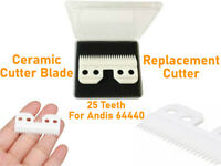 Ceramic Cutter Replacement Blade Cutter 25 Teeth For Andis 64440
