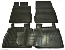 Rubber Car Floor Mats All Weather Custom fit Mercedes-Benz W220 1998-2005 Short