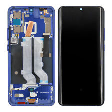 For ZTE Axon 10 Pro 5G A2020 LCD Display Touch Screen Digitizer Assembly +Frame