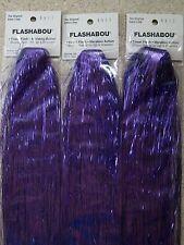 Flashabou Original - Purple (3 packs)