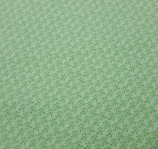 "1 yd 27"" Compose II Little Trees David Textiles Pastel Green Tonal Blender"