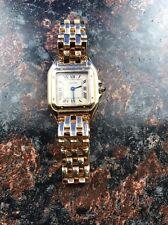Cartier Panthere 18K Yellow Gold Quartz Cream Dial Women's Watch