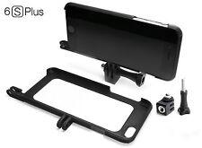 Tripod Mount für iPhone 6S Plus Zubehör Stativ GoPro Go Pro Adapter Hülle Bumper