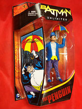 Batman Unlimited The Classic Penguin Action Figure by Mattel