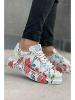 Chekich CH255 Sneakers New Flower | Graffiti Schuhe | Turnschuhe | Mehrfarbig
