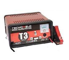 Caricabatteria Carica Batterie per Auto e Moto Tecnoweld T3 6/12V
