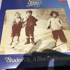THIN LIZZY 1972 LP SHADES OF BLUE ORPHANAGE RE 1993 GERMANY NM- DERAM 820527