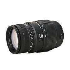 Sigma 70-300 mm f4-5.6 DG Macro Macro y Objetivo con zoom para Sony