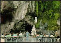 AD4022 France - Lourdes - La Sainte Grotte