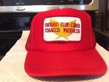 ONTARIO FLUE-CURED TOBACCO PRODUCER HAT CAP