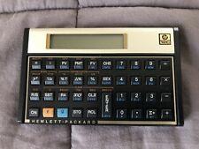 New ListingHp 12C Financial Calculator - Black, (12C-Aba)