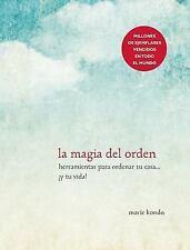 La Magia Del Orden by Marie Kondo (2015, Paperback)