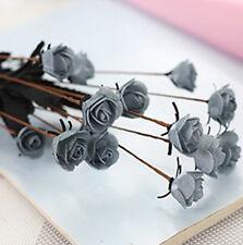 15 Heads Artificial Lavender PE Rose Flowers Home Wedding Party Decor 9 Colours