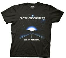 Close Encounters Of The Third Kind We Are Not Alone T Shirt Size Large