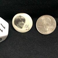 Vintage THE MONKEES ~ Peter Tork 1 Inch Pinback Button VTG NOS