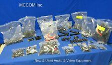 GoPro ARMTE-001 Assorted Parts w/ remotes, cables, usb cables, mounts, straps