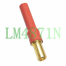 No wires ESC Connector Direct Adapter 5.5mm Male to 4mm Female Bullet Plug
