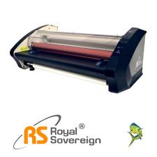 Royal Sovereign Alexis 27 School Laminator Hot Roll Lamination Special Price