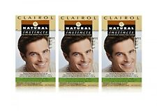 Clairol Natural Instincts Hair Color For Men M11 Medium Brown 1 Kit (Pack o