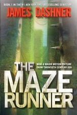 The Maze Runner (Maze Runner Series #1)-ExLibrary