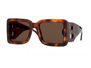 Burberry Sonnenbrille BE4312 mit. 331673 LIGHT HAVANA Havanna - braun