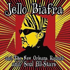 JELLO & THE NEW ORLEANS RAUNCH- WALK ON JINDAL'S SPLINTERS  CD NEU
