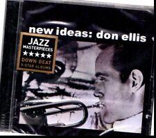DON ELLIS New Ideas  (CD, Dec-2011, Poll Winners Records)