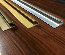 Profilo alluminio x finale passatoie tappeti anodizzato argento oro bronzo cm 90