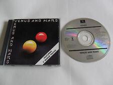 WINGS - Venus and Mars (CD 1987) USA Pressing