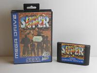 Super Street Fighter II für Sega Mega Drive